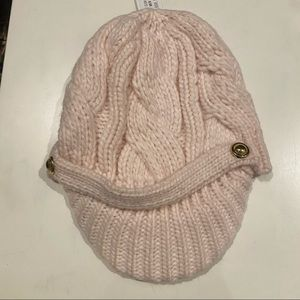 MICHAEL KORS cable hat